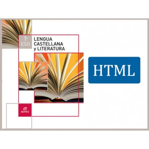 Lengua castellana y Literatura 1º ESO (HTML)