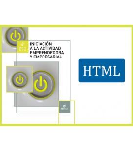 Iniciación a la Actividad Emprendedora y Empresarial 4º ESO (HTML)