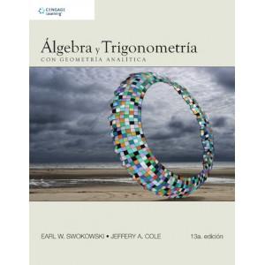 Álgebra y Trigonometría con Geometría Analítica
