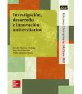 Investigación, desarrollo e innovación universitarios