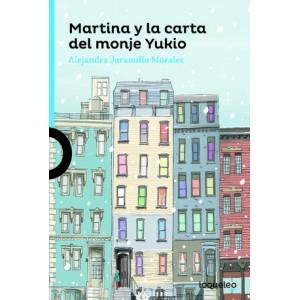 Martina y la carta del monje Yukio