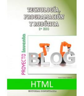 Tecnología, Programación y Robótica 2º ESO
