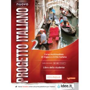 Nuovo Progetto Italiano 2 - Libro dello studente