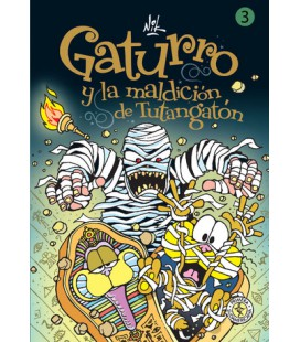 Gaturro 3. Gaturro y la maldición de Tutangatón (Fixed Layout)