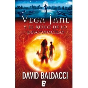 Vega Jane y el reino de lo desconocido (Serie de Vega Jane 1)