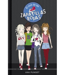 El club de las zapatillas rojas (Serie El Club de las Zapatillas Rojas 1)