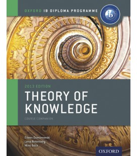 Oxford IB Diploma Programme Theory of Knowledge Course Companion
