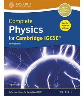 Complete Physics for Cambridge IGCSE
