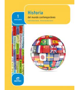 Historia del mundo contemporáneo 1º Bachillerato (LOMCE)