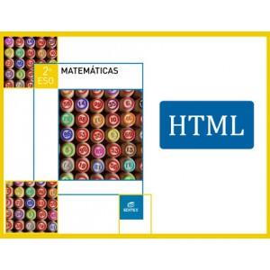 Matemáticas 2º ESO (HTML)