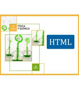 Física y Química 4º ESO (HTML)