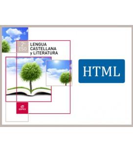 Lengua castellana y Literatura 2º ESO (HTML)