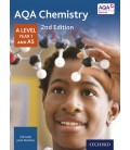 AQA Chemistry: A Level Year 1 and AS