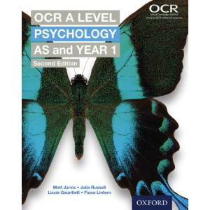 OCR A Level Psychology: AS and Year 0