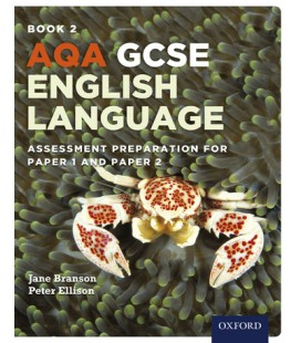 AQA GCSE English language - Asessment preparation for paper 1 and paer 2