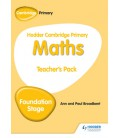 Hodder Cambridge Primary Maths Teacher's Pack Foundation Stage