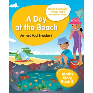 Hodder Cambridge Primary Maths Story Book B Foundation Stage