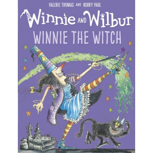 Winnie and Wilbur Winnie the Witch