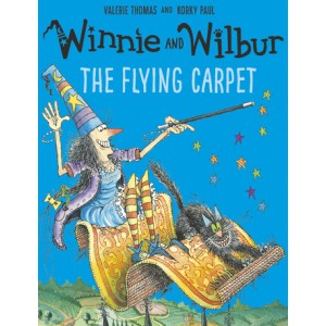 Winnie and Wilbur The Flying Carpet