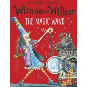 Winnie and Wilbur The Magic Wand