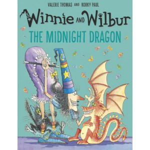 Winnie and Wilbur The Midnight Dragon