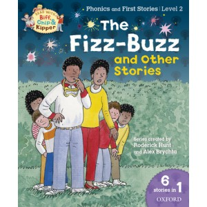 Read with Biff, Chip and Kipper Phonics & First Stories: Level 2: The Fizz-Buzz and Other Stories