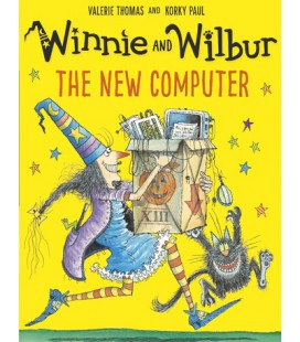 Winnie and Wilbur The New Computer