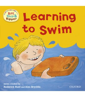 First Experiences with Biff, Chip and Kipper: Learning to Swim