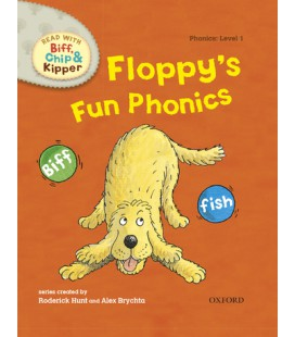 Read with Biff, Chip and Kipper Phonics: Level 1: Floppy's Fun Phonics