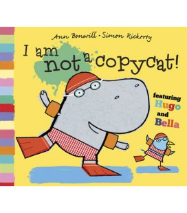 I Am Not a Copycat!