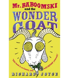 Mr. Baboomski and the Wonder Goat