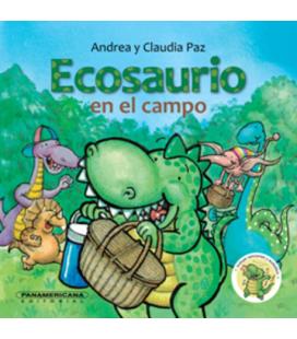 Ecosaurio en el campo