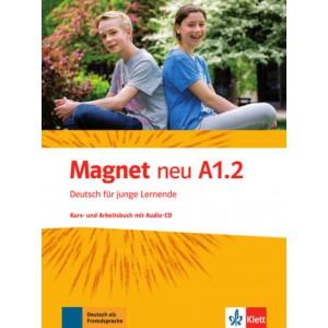 Magnet neu A1.2 interaktives Arbeitsbuch