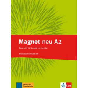 Magnet neu A2.1 interaktives Arbeitsbuch