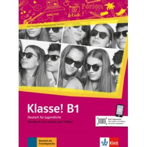 Klasse! B1 Kursbuch