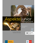 Aspekte junior B1.2 plus Übungsbuch