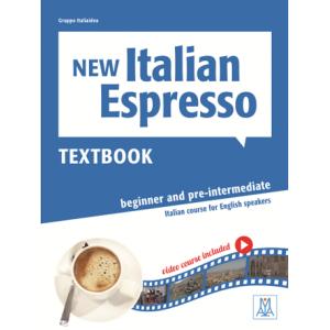 New Italian Espresso 1 - BEGINNER AND PREINTERMEDIATE (TEXTBOOK)