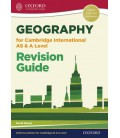 Geography for Cambridge International AS & A Level Revision Guide