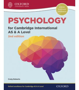 Psychology for Cambridge International AS and A Level