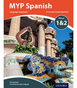 MYP Spanish Language Acquisition Phases 1 & 2