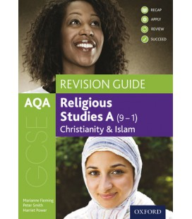 AQA GCSE Religious Studies A (9-1): Christianity and Islam Revision Guide