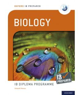 Oxford IB Prepared: Biology: IB Diploma Programme