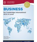 Business for Cambridge International AS & A Level