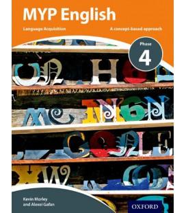 MYP English Language Acquisition Phase 4