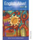 English Alive!: Book 2: Nelson Thornes Caribbean English