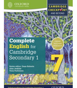 Complete English for Cambridge Secondary 1 Stage 7