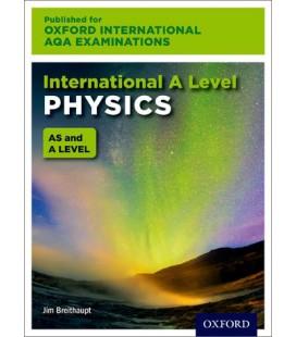 Oxford International AQA Examinations: International A Level Physics