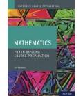 Mathematics (for IB Diploma course preparation)
