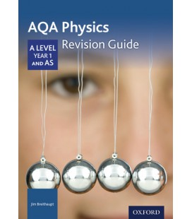 AQA Physics (revision guide) A level, year 1 and AS