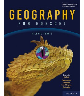Geography (for Edexcel) - A level, year 2